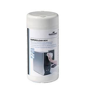 Reinigungstücher Durable 5708, Superclean, 1 Dose mit 100 Stück