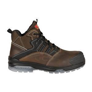 Botas de seguridad Cofra Goya Brown S3 - marrón - talla 43