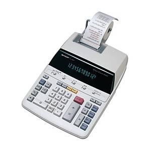 Telrol voor rekenmachine, wit, 60 g, L 44 m x B 57 mm, per 10 telrollen