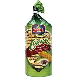 Racio Cornies s ľanovým semienkom 115 g