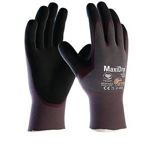 Handsker MaxiDry 56-424, str. 10, pakke a 12 par