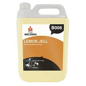 Selden B006 Lemon Floor Gel 5 Litre