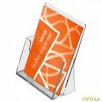 Counter Leaflet Dispenser A5 - Pack of 4