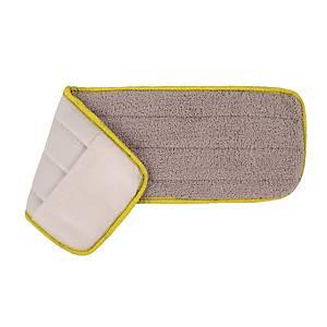 Yellow Microfibre Standard Mophead 43cm