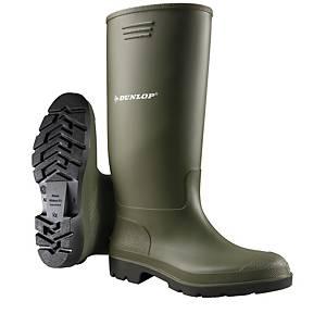 Botas de agua Dunlop Pricemastor 380VP - verde - talla 48
