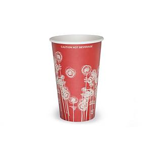 Paper Vending Cups 12oz- Pack of 50