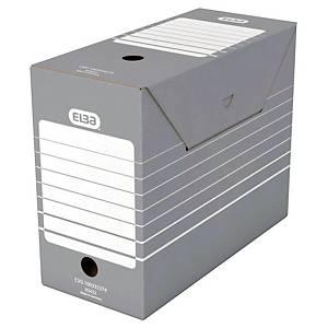 Boîtes d'archives Elba pour format A4, L110xP340xH270mm