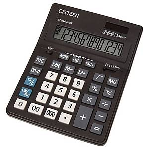 CITIZEN CDB1401 BUSINESS LINE CALC BLK