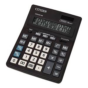 CITIZEN CDB1601 BUSINESS LINE CALC BLK