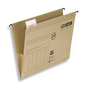 Elba függőmappa,  V  típusú oldalvédelemmel, 25 darab/csomag