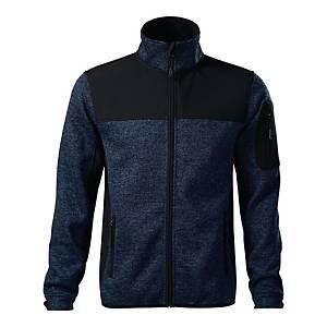 Bluza softshell MALFINI PREMIUM Casual 550, niebieska, rozmiar S