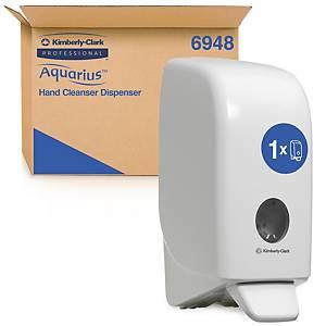 Aquarius Hand Cleanser Dispenser 6948 – White, 1 Ltr