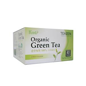Organic Green Tea Zen Box 40