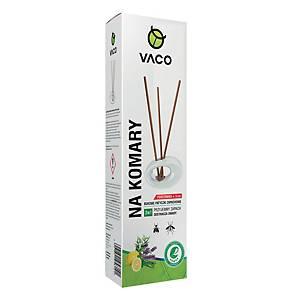 Patyczki odstraszające komary, mole, muchy VACO ECO, 100 ml