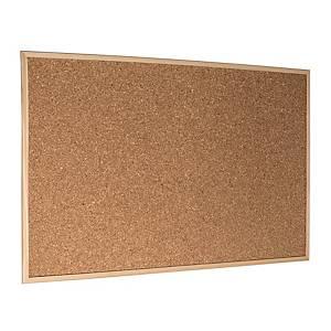 Korková tabuľa Esselte Economy, 60× 40 cm