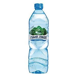 Woda źródlana ŻYWIEC ZDRÓJ niegazowana, 24 butelki x 0,5 l