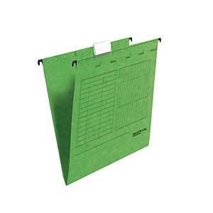 Hängemappe, A4, grün, 5 Stück