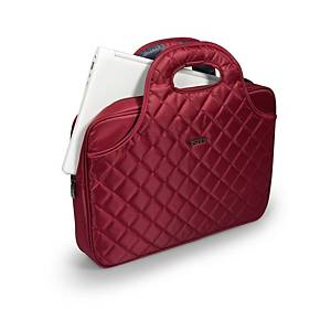 "PORT DESIGNS Firenze Toploading Laptoptasche 15,6"" rot"
