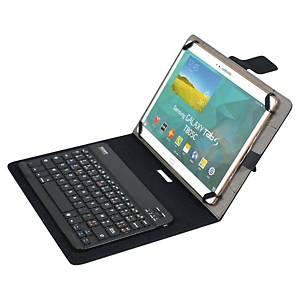 Etui avec clavier intégré Port Designs Muskoka - pour tablette - 9/10  - noir