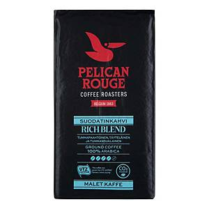 Pelican Rouge Rich Blend suodatinkahvi 500g