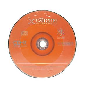BX100 EXTREME CD-R 80MIN 700MB SPINDLE