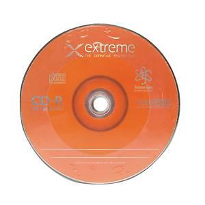 Płyty CD-R EXTREME 2031 700 MB, 52x, szpindel 100 sztuk