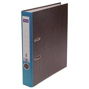 Ordner Lyreco Standard, A4, Rückenbreite: 50mm, blau