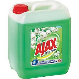 Čisticí prostředek Ajax na podlahy 5 l