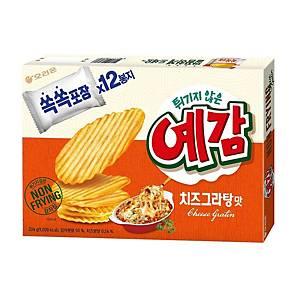 오리온 예감 치즈그라탕 160g
