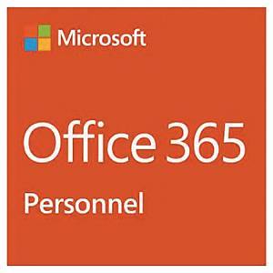 MICROSOFT OFFICE 365 PERSONNAL