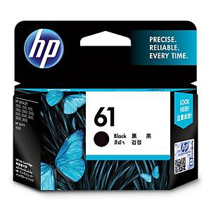 HP 61 CH561WA ORIGINAL INKJET CARTRIDGE BLACK