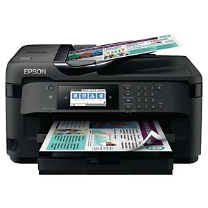 Imprimante multifonction jet d encre couleur Epson WorkForce WF-7710DWF