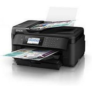 Epson WorkForce WF-7710DWF Multi-Function Colour Inkjet Printer A3