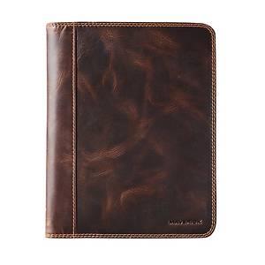 Brepols Timing office diary Maverick Dalian Mark II brown