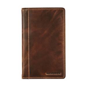 Brepols Interplan pocket diary Maverick Dalian Mark II brown