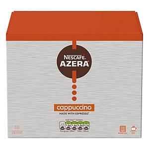 Nescafé Azera Cappuccino Instant Coffee Sachet 18G- Box of 35