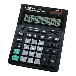 Kalkulator CITIZEN SDC664S, 16 pozycji*