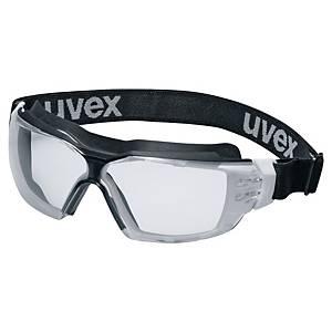 Maschera di protezione Uvex Pheos CX2 Sonic lenti trasparenti