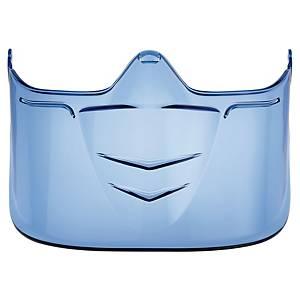 Ochranný štít bollé® SUPERBLAST SUPBLV, modrý
