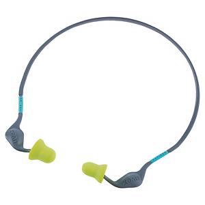 Zátky do uší UVEX XACT-BAND 2125.372, šedá/zelená