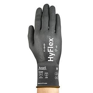 Gants de manutention Ansell HyFlex 11-849 - taille 9 - la paire