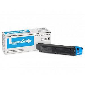 Kyocera TK-5150C Laser Toner Cartridge Cyan