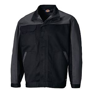 Bluza DICKIES Everyday ED 24/7, czarno-szara, rozmiar XS