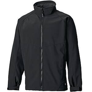 Softshell Jacke DICKIES JW84950-BK, Größe: L, Schwarz