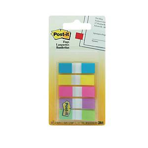 Post-It Assorted Bright Colour Flags 12X44mm Pack of 5