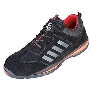 Sapatos de proteção Security Line Kiwi S1P - preto - 38