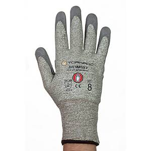 Tornado Electroflex 5 FTR Gloves Size 8
