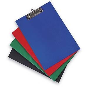 Deska z klipemTAURUS 32001 A4, PVC, niebieska