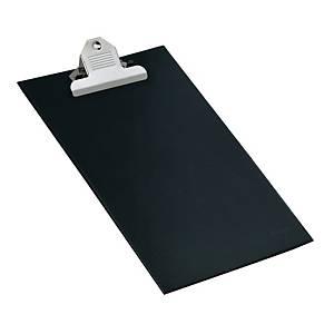 Clipboard Bantex Jumboclip 36 x 22 cm sort