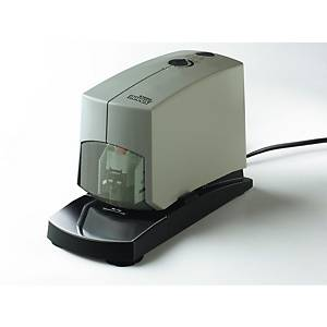 Grapadora eléctrica Novus B100EL - gris